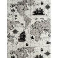 10С11 VINYL Белобои Колумб - серые