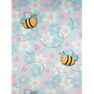 С1-БО Белобои Пчелы - голубые