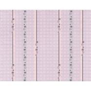 6С4ГР Гомельобои Лимпопо-полоса - фиолетовые