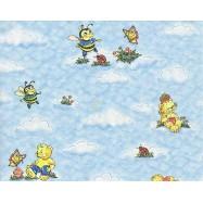 С6Г Гомельобои Пчелка - синие