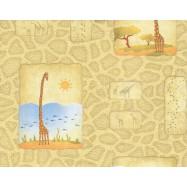 10С2ГР Гомельобои Жираф - желтые