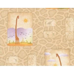10С2ГР Гомельобои Жираф - бежевые