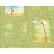 10С2ГР Гомельобои Жираф - зеленые