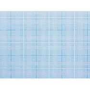 C751-03 В53.4 Славянские обои Котята - голубые